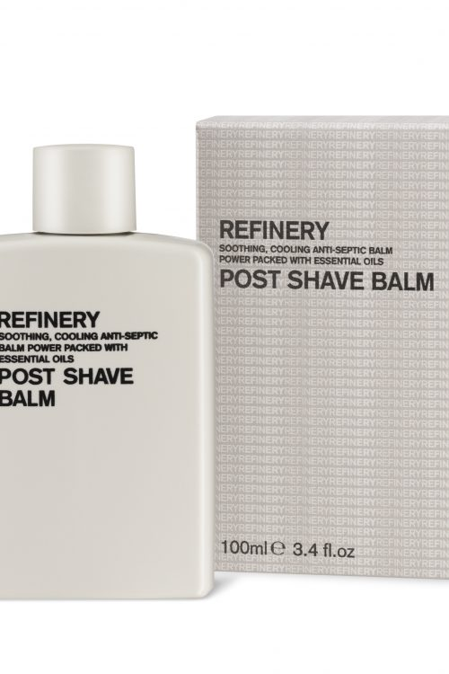 100ml Refinery post shave balm grp