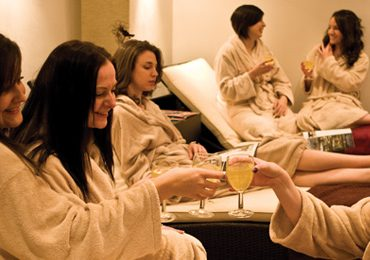 Make your party unforgettable at the East Island SPA!